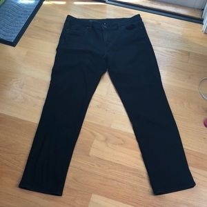 Kut from the Kloth size 16 straight Jean black